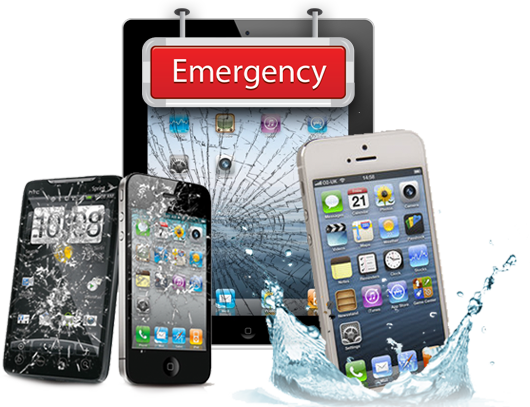 Emergency iPhone repairing